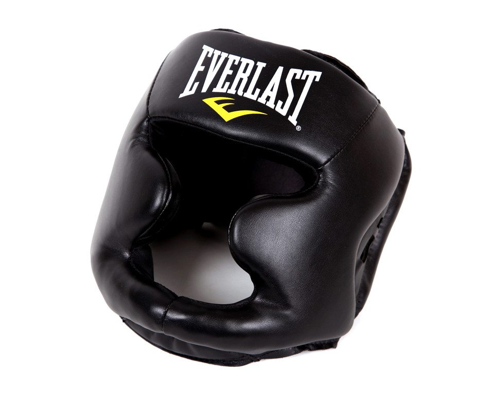 Шлем everlast martial arts pu full face
