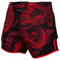 Шорты venum dragon black/red