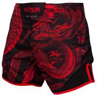 Шорты venum dragon black/red