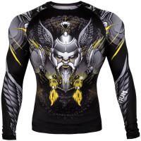 Рашгард venum viking 2.0 long sleeves black