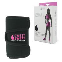 Термопояс на руки Sweet Sweat Waist Trimmer Belt розовый