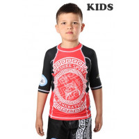 Рашгард berserk pankration approved wpc kids red
