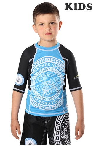 Рашгард berserk pankration approved wpc kids blue