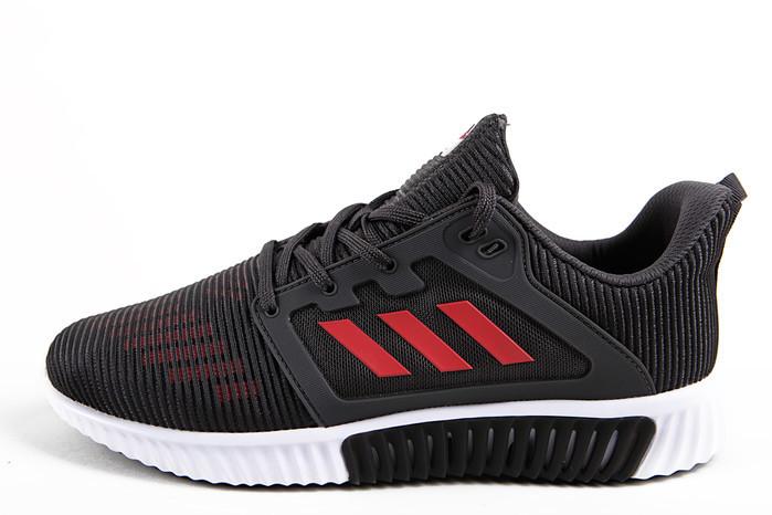 Беговые кроссовки adidas climacool vent m black red