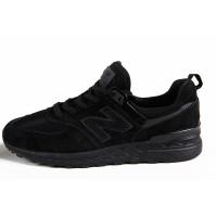 Мужские кроссовки для повседневной носки new balance 574 Sport black