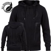 Толстовка venum shockwave 3 hoody black