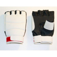 Перчатки для каратэ №2 empireboxing white