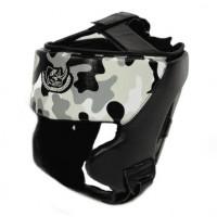 Шлем боксерский ecos punch military