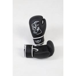 Перчатки боксерские детские ecos kids rhino blue