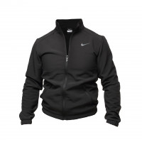 Олимпийка nike black windstopper