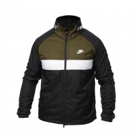 Куртка nike black/green