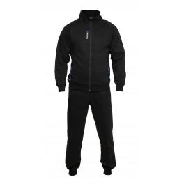 Спортивный костюм reebok crossfit утепленный без капюшона черный