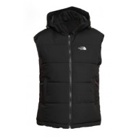 Мужской жилет the north face black