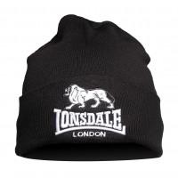 Шапка lonsdale black