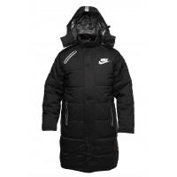 Утепленная куртка nike comp13 jkt black white a3388