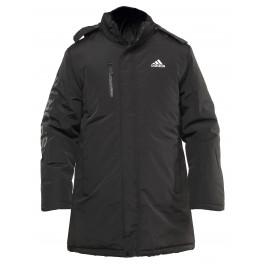 Утепленная куртка adidas tiro17 black f2199