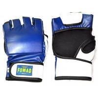 Перчатки для mma fowad blue