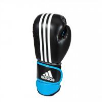 Перчатки боксерские adidas ultima competition сине-белые adibc02