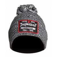 Шапка dsquared 2 caten bros grey