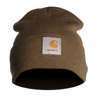 Шапка carhartt brown