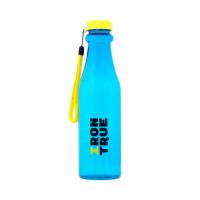 Бутылка iron true 750мл желтый-черный