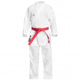 Кимоно для каратэ adidas combat wkf белое