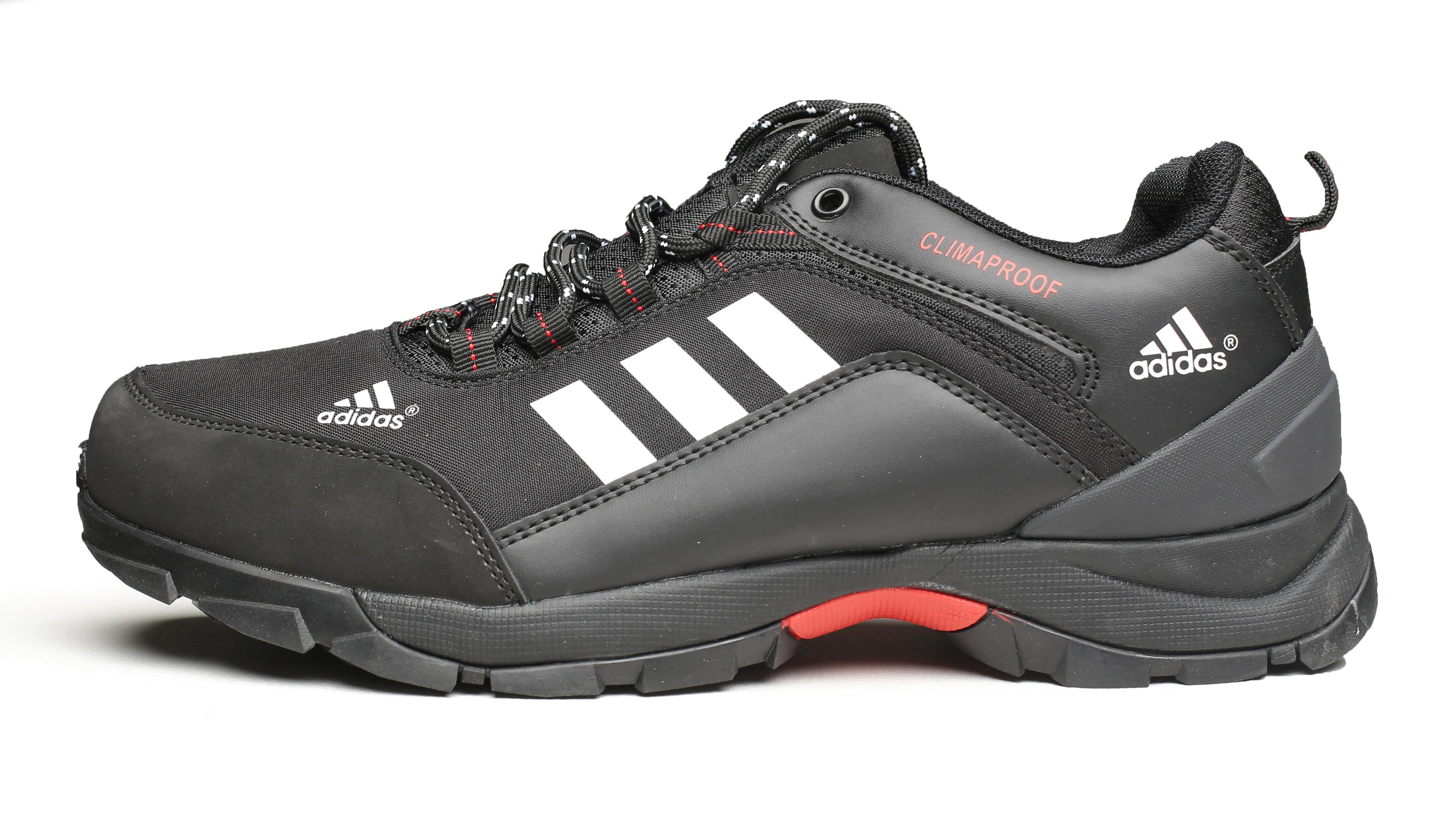 Мужские кроссовки adidas climaproof black white
