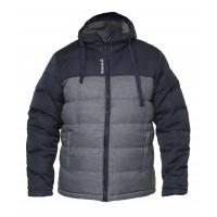 Утепленная куртка reebok crossfit navy grey k605b