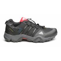 Мужские кроссовки adidas terrex ax2 black grey