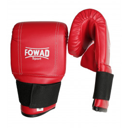 Снарядные перчатки fowad red