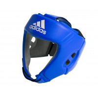 Шлем боксерский adidas aiba синий aibah1