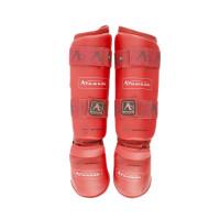 Защита ног arawaza wkf red
