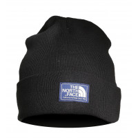 Шапка the north face black