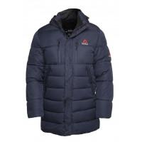Утепленная куртка reebok crossfit blue 1868