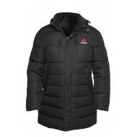 Утепленная куртка reebok crossfit black 1868