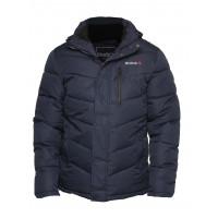 Утепленная куртка reebok crossfit ufc blue 2023