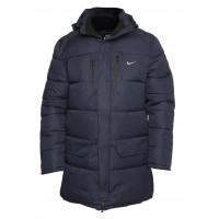 Утепленная куртка nike classic blue 1922