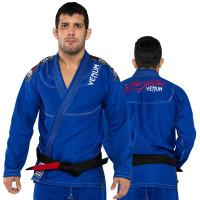 Кимоно для бжж venum challenger 2.0 - blue