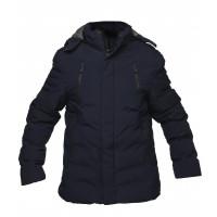 Утепленная куртка wwkk dark blue 8709-1