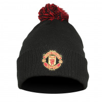 Шапка manchester united black