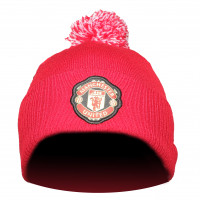 Шапка manchester united red