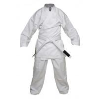 Кимоно для каратэ adidas kumite wkf белое