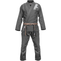Кимоно для бжж venum contender 2.0 bjj gi - grey