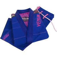 Кимоно для бжж venum challenger women blue