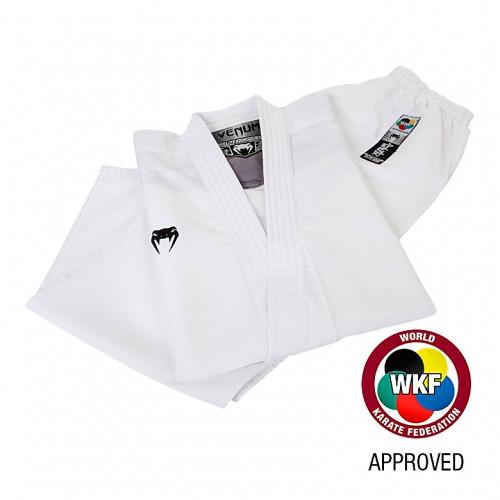 Кимоно для каратэ venum elite kumite white