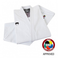 Кимоно для каратэ venum elite kata white