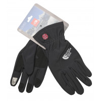 Перчатки the north face wind stopper black