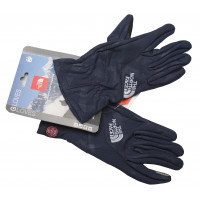 Перчатки the north face wind stopper blue