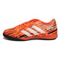 Бутсы adidas predator orange 689