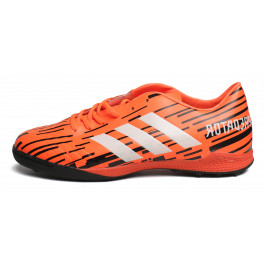 Бутсы adidas predator orange 689